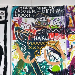 Jonathan Meese Profile Images