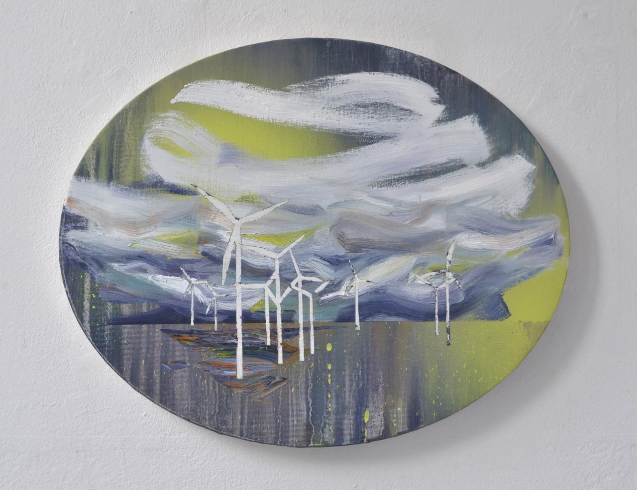 Barnim II | oil on canvas | 40 x 50 cm | 2015