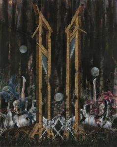 Die Überlebenden / The Survivors | Michael Kunze | available artwork
