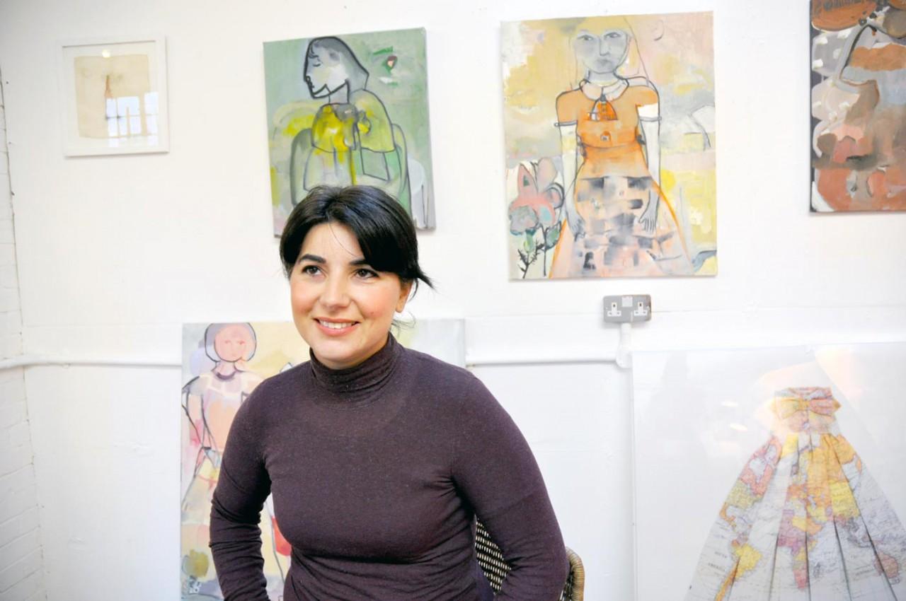 Elisabeth Lecourt Main Profile Image