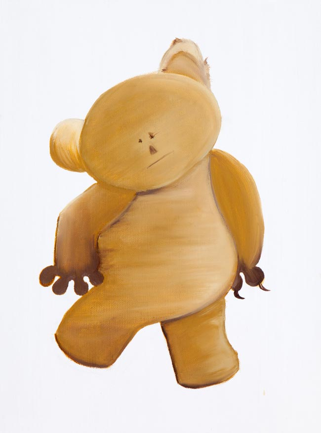 """Teddy"" 