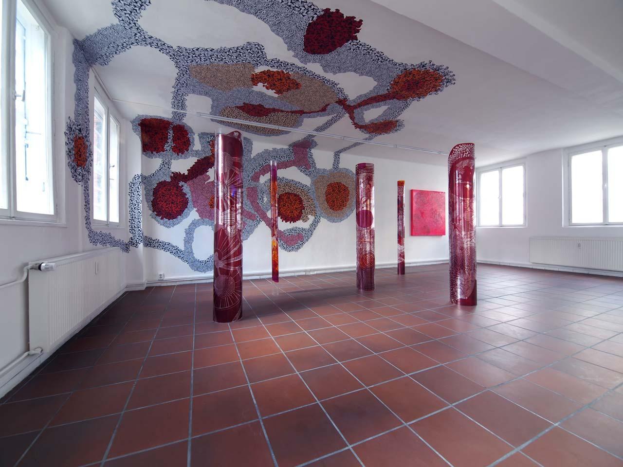 """Sounds of Silence"", 2013, Bräuning Contemporary, Hamburg, Germany"