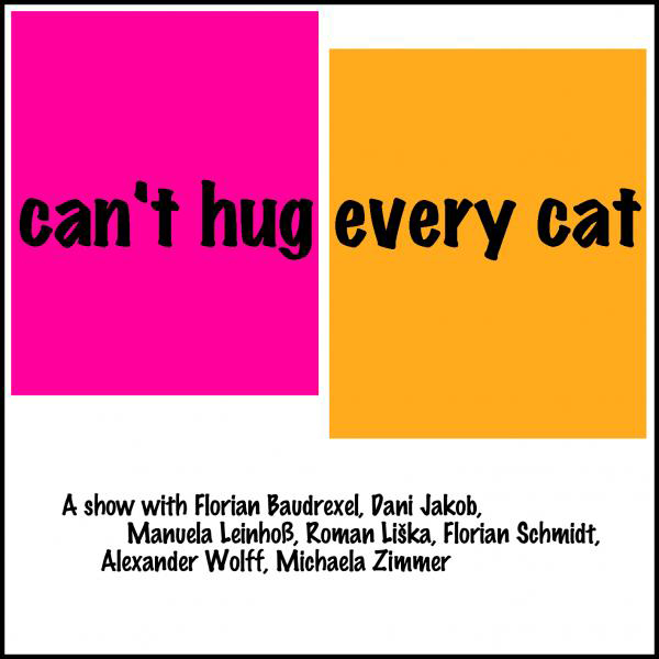 can´t hug every cat