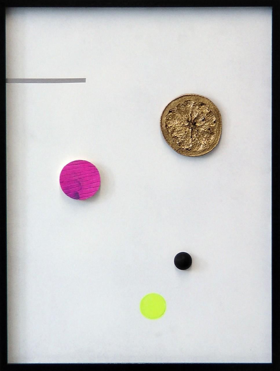 untitled, mixed media on panel, 40x30 cm, 2014