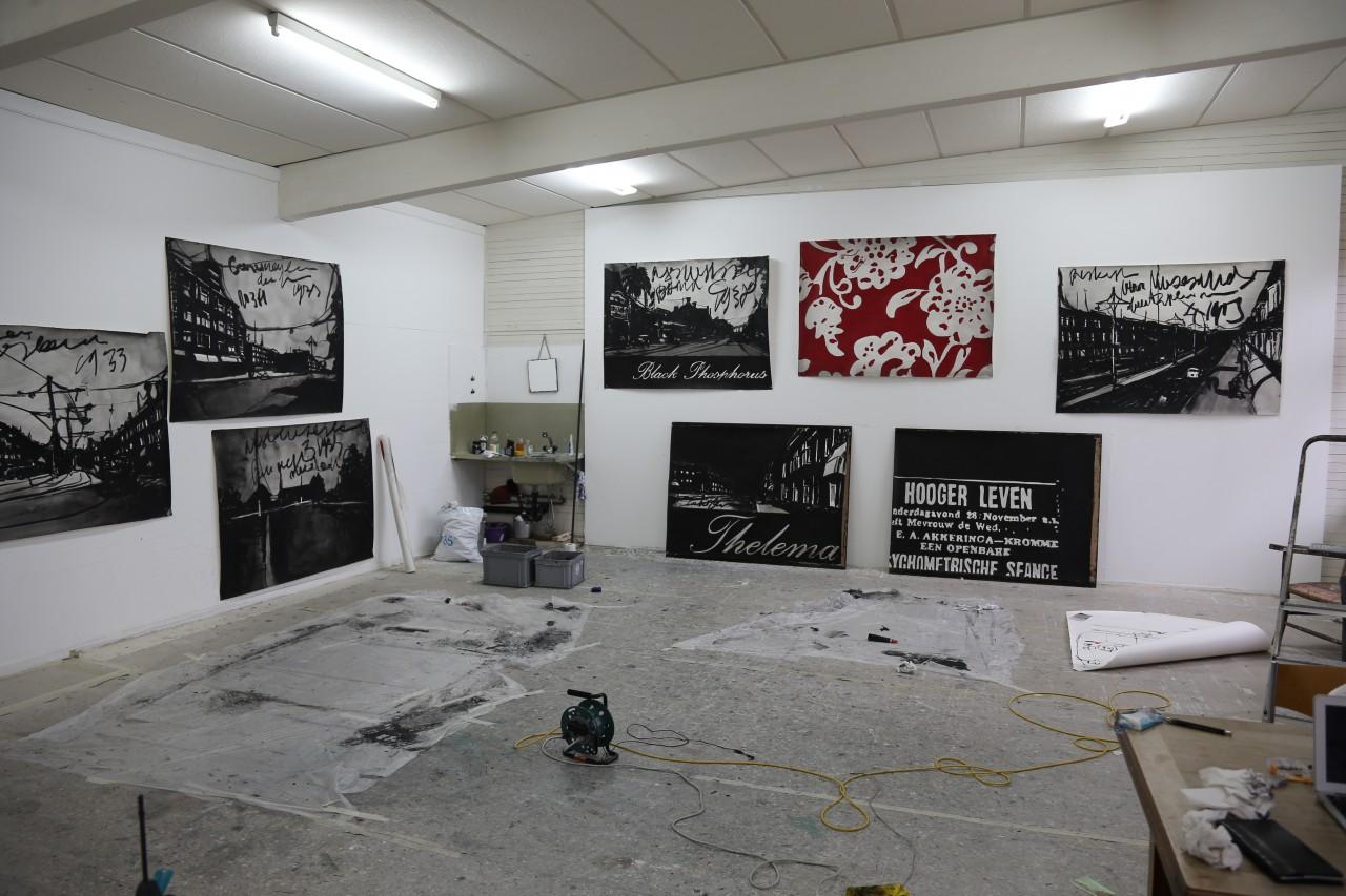 Atelier Marcel von Eeden