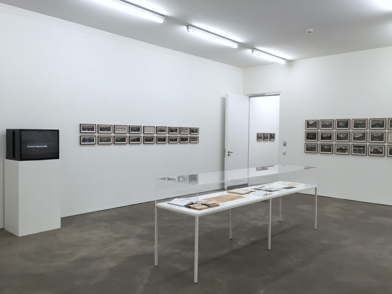 The Symmetry Argument 2015 @ Sprüth Magers, Berlin