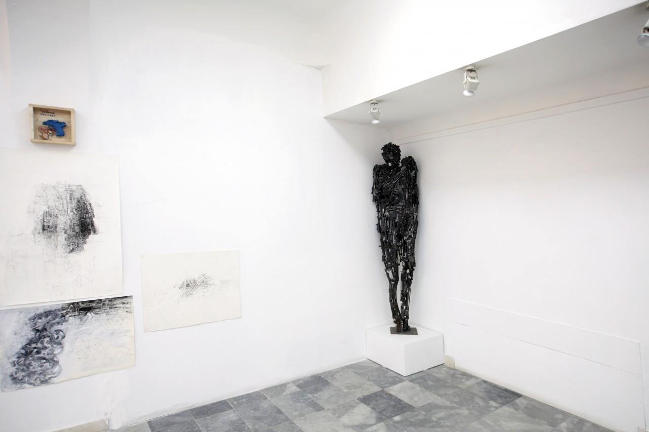 2012/ One man show Galeria e Arteve e Kosovës / The Kosova Art Gallery
