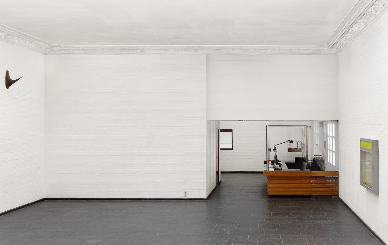 ›Sblendid‹ 2015 Installationsansicht Kunsthalle Bremerhaven