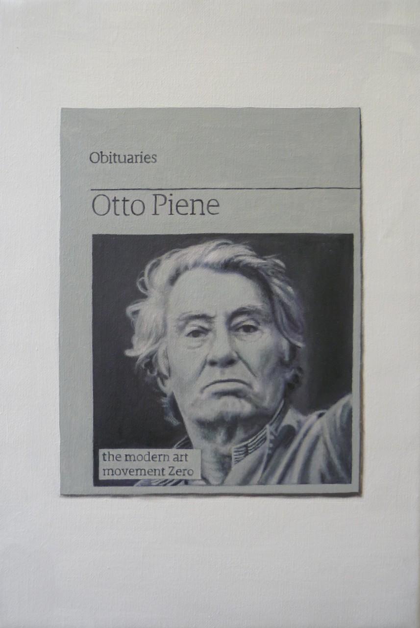 Obituary: Otto Piene
