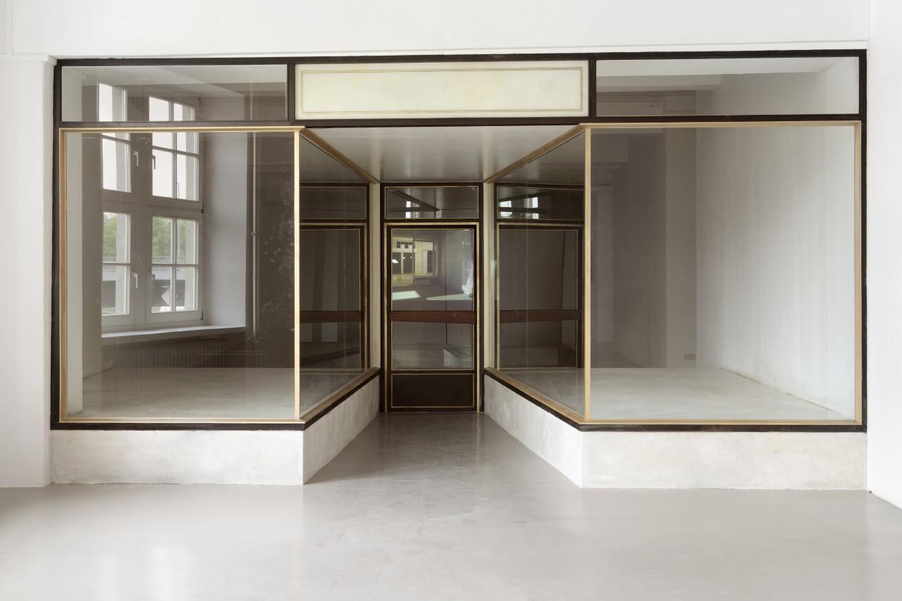 ›Passage‹ 2011 / Installationsansicht Gesellschaft Für Aktuelle Kunst