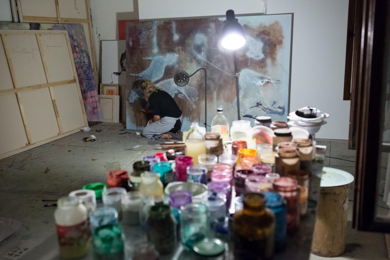 Miriam Vlaming Studio © Giorgio Morra
