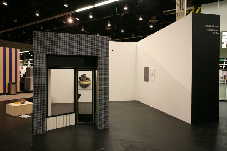 ›Rossi‹ 2009 Installationsansicht / open space / Art Cologne