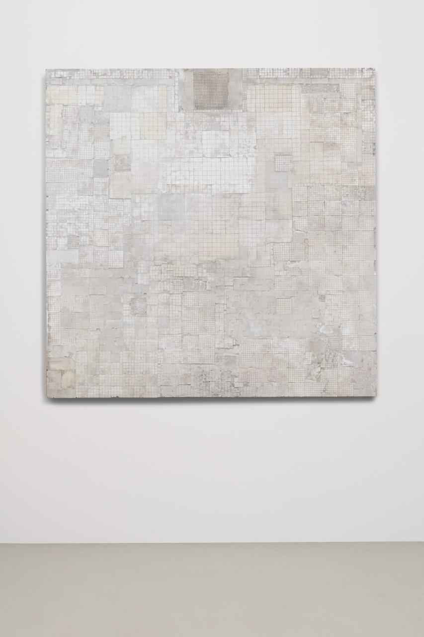 ›Ein Auszug - Weisse Halle‹ 2011 / Installationsansicht