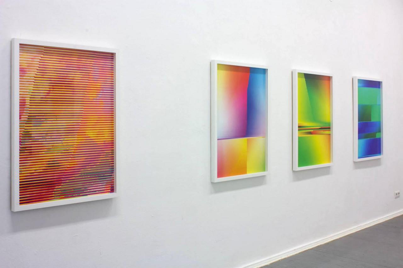 von libido zum festland. installation view. kunstquartier bethanien, groupshow GLUE 2015. courtesy: DAG