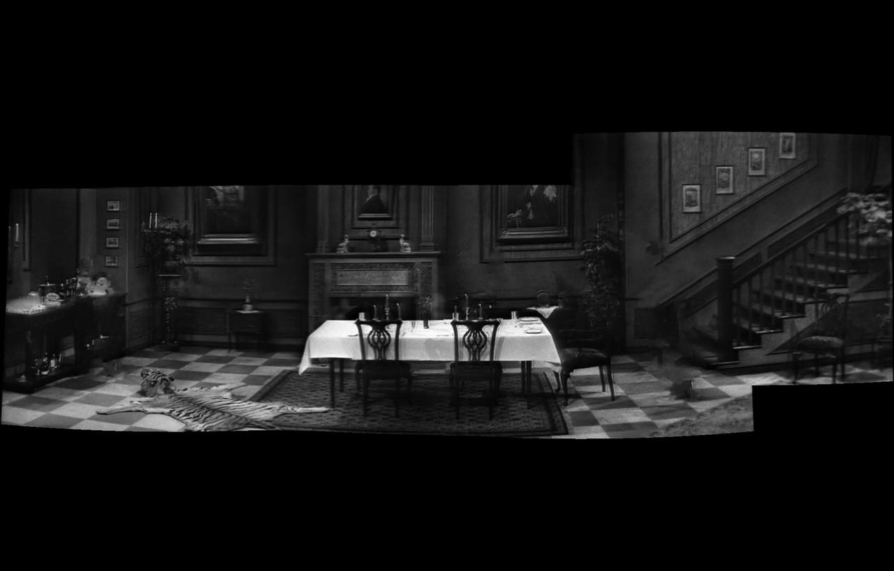 DINNER FOR NONE