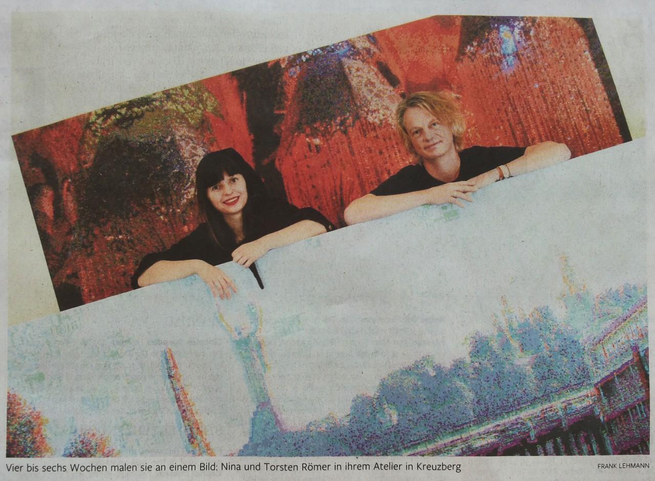 Artikel in Berliner Morgenpost