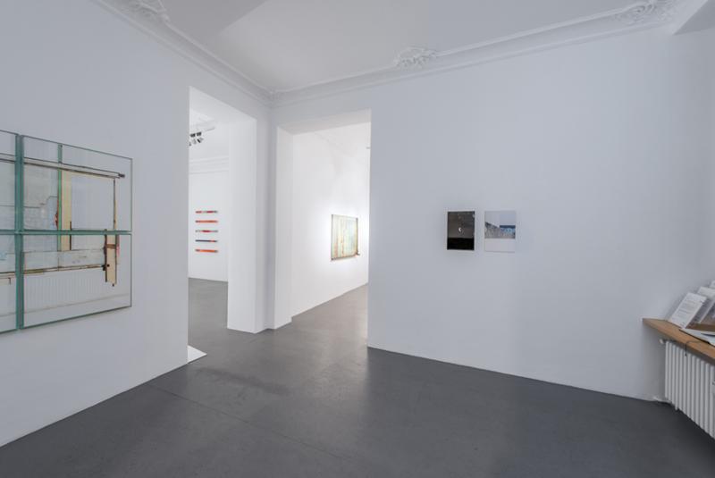 Exhibition, modern mutants, galerie Burster, 2016