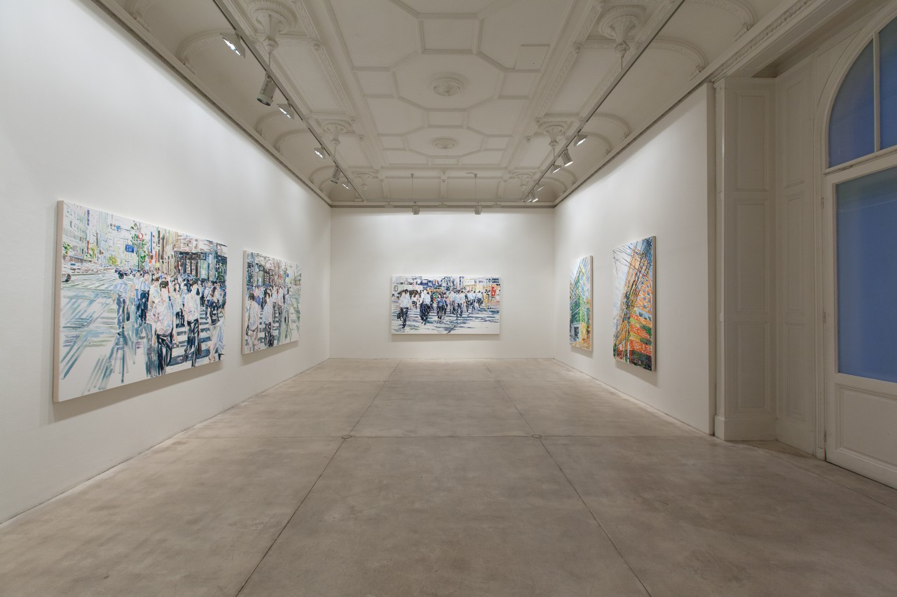 courtesy Galerie Krinzinger / photo: Tamara Rametsteiner