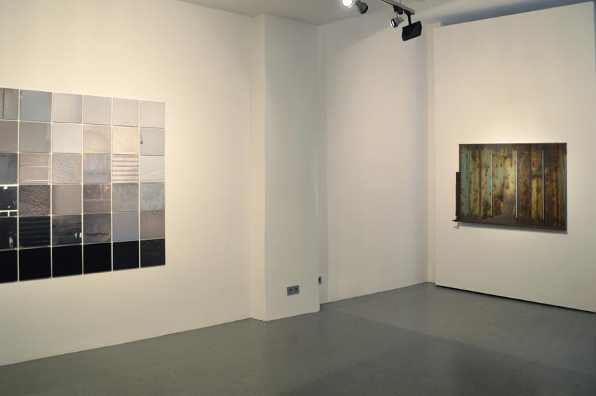exhibition: modern mutants, galerie Burster