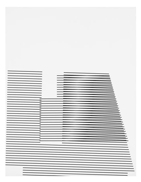 untitled, 2015 /// acrylic on cotton /// 200 x 150 cm