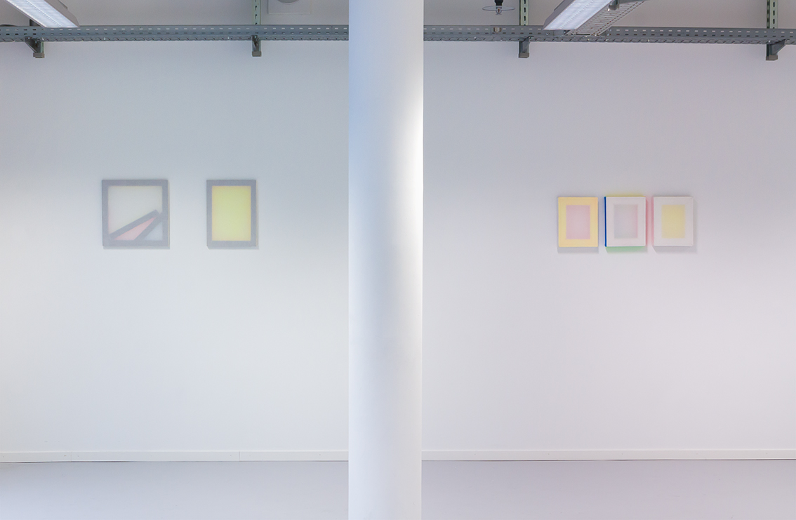 Patric Sandri – Projections, Installation view at Toni– Areal, Zurich, 2014