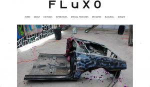 O FLUXO – 'Callejero' by Andrew Birk @ Anonymous Gallery Image