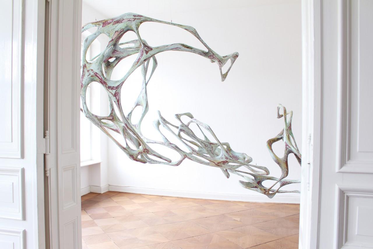 """opening tonight:   Wolfgang Flad / """"verlauf""""   @   FS.ART   -> Potsdamer Str. 102, 10785 Berlin"""