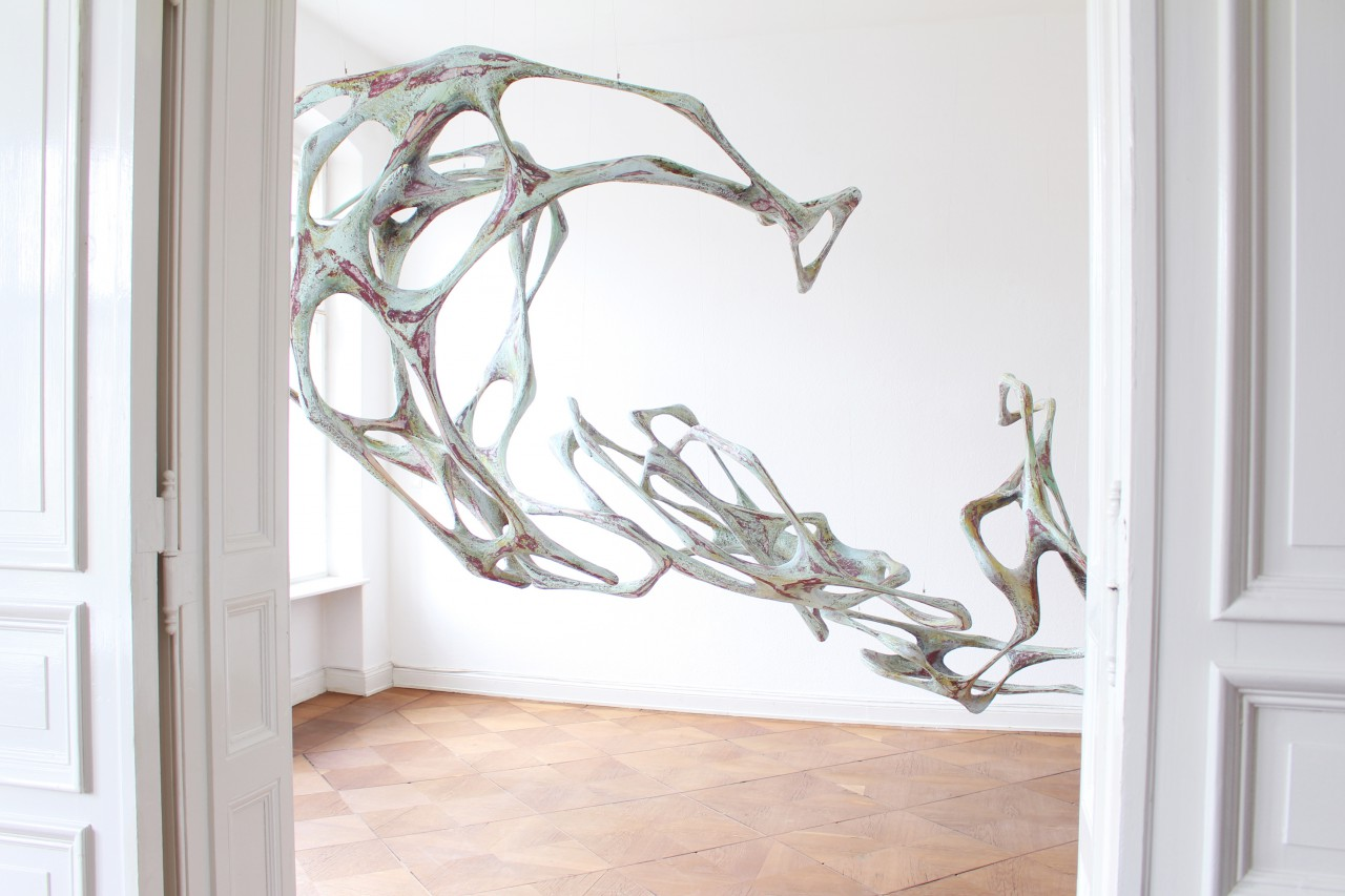 "opening tonight:   Wolfgang Flad / ""verlauf""   @   FS.ART   -> Potsdamer Str. 102, 10785 Berlin image"