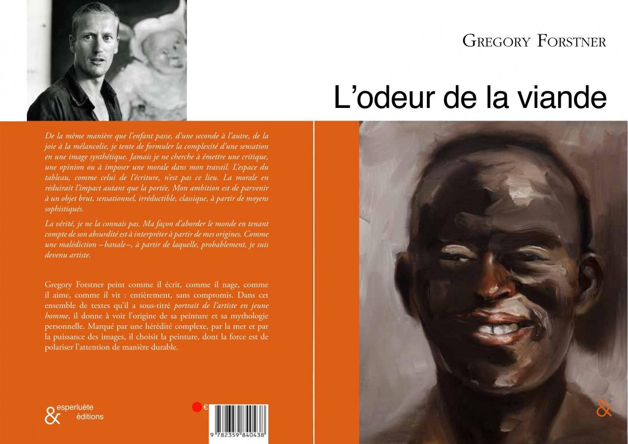 Librairie Mazarine - l'odeur de la viande, recueil de textes