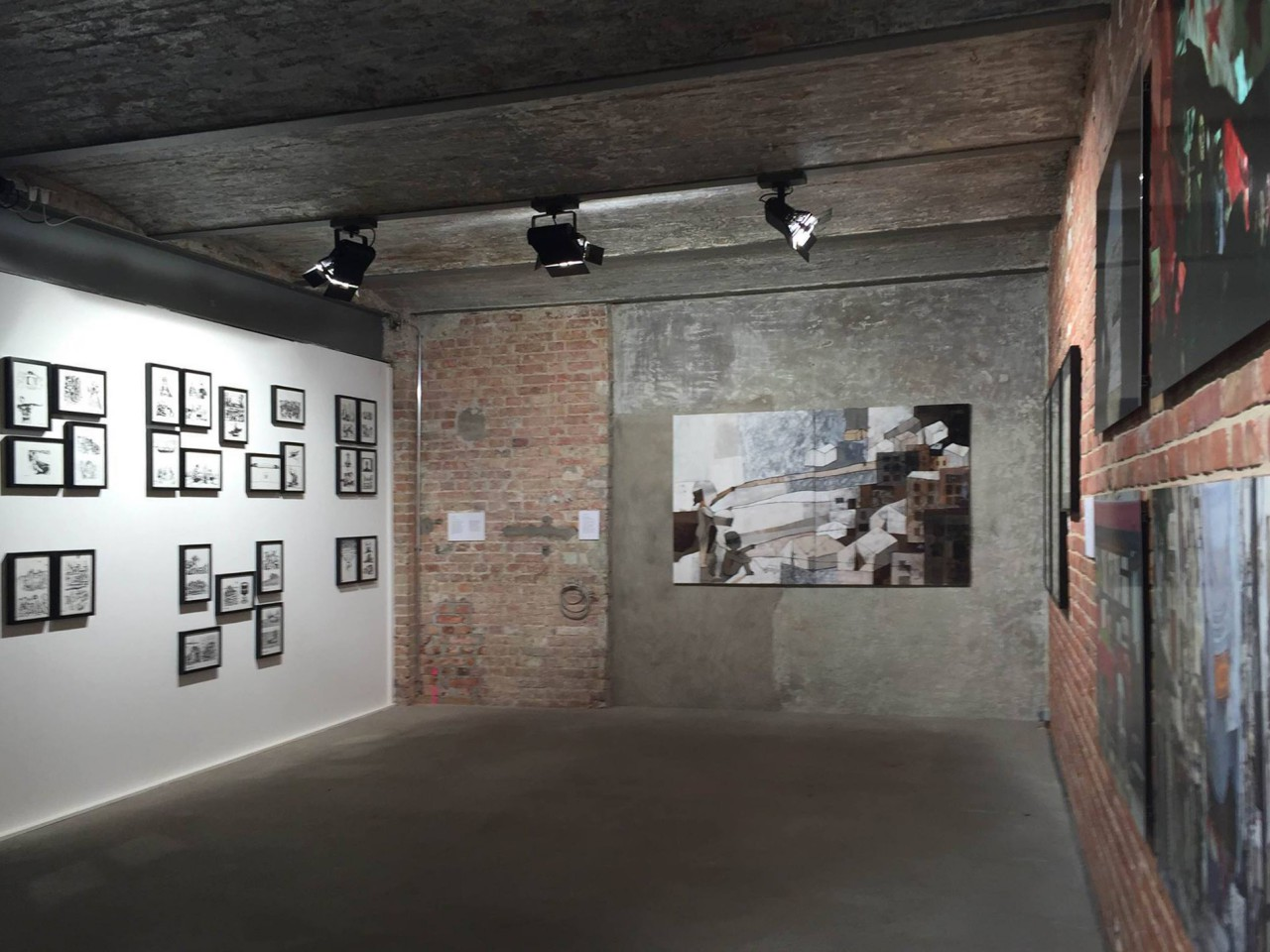 Exhibition, The Box, Berlin, 2015