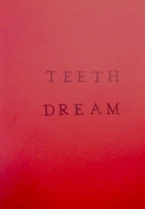 TEETH DREAM – book available now! Image