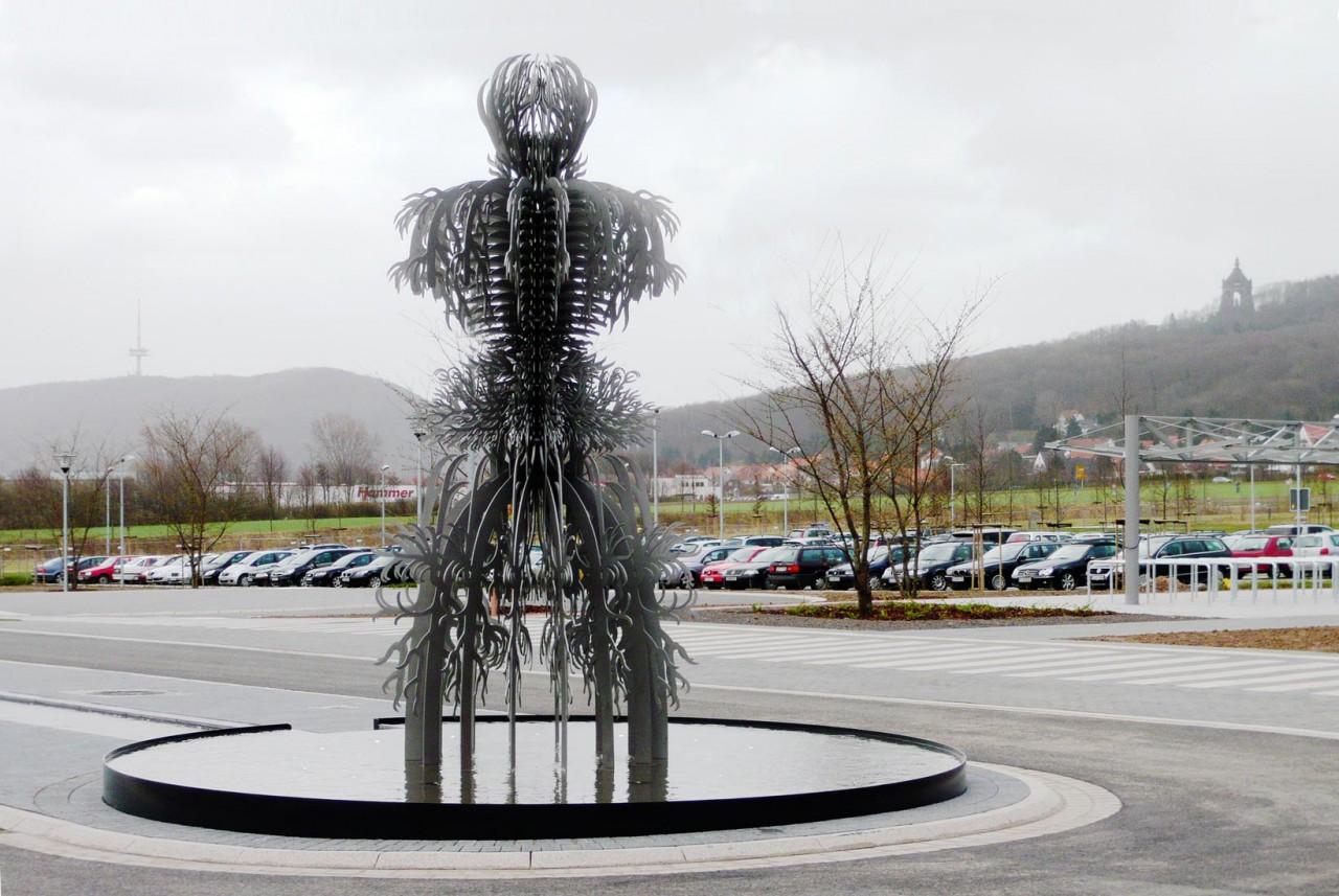 VENUS VON MINDEN, public art sculpture