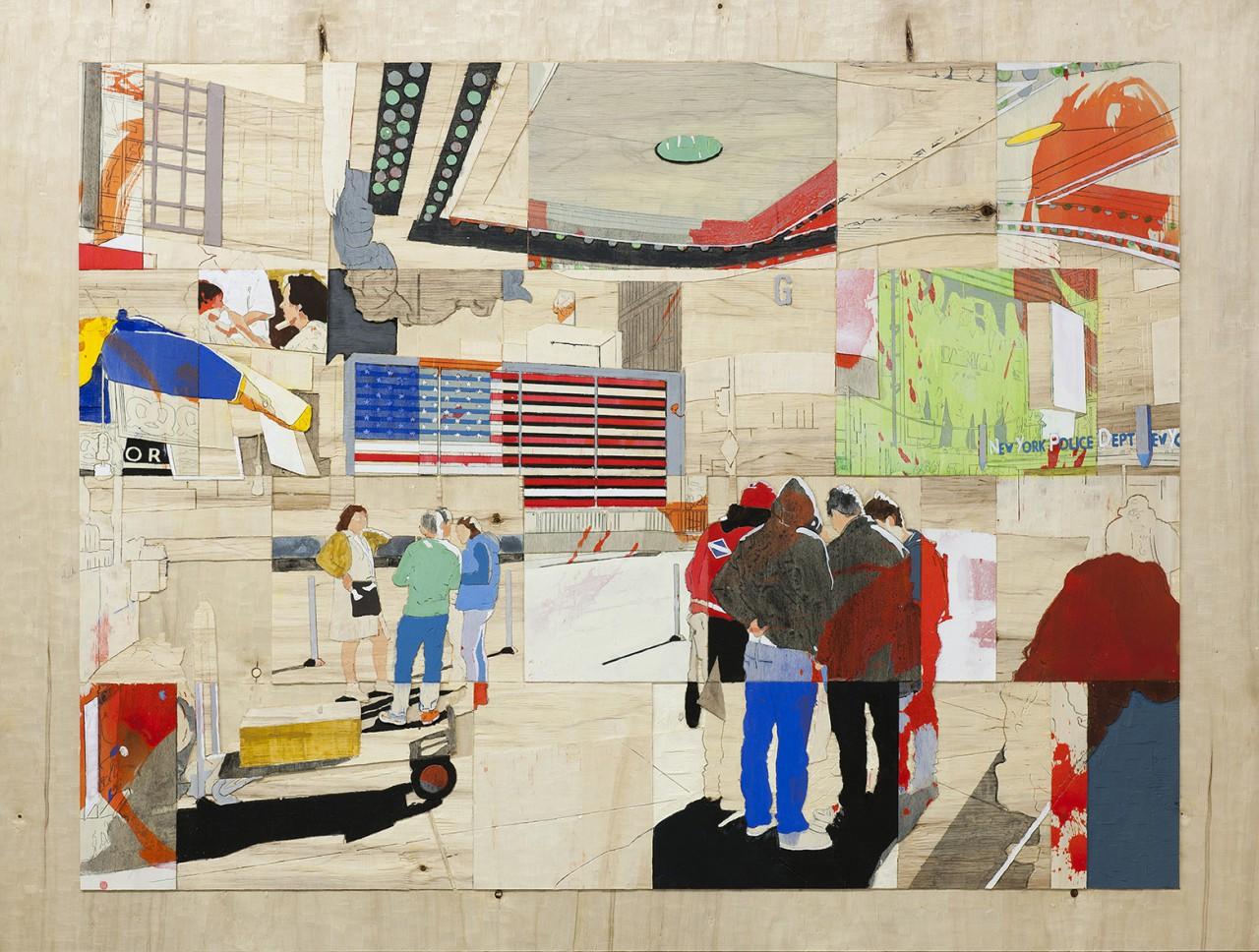 Context New York / Detlef Waschkau / Galerie Tammen & Partner