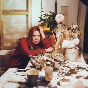 ANNA KOLOD / DARK ENTRIES / SOLO SHOW Image