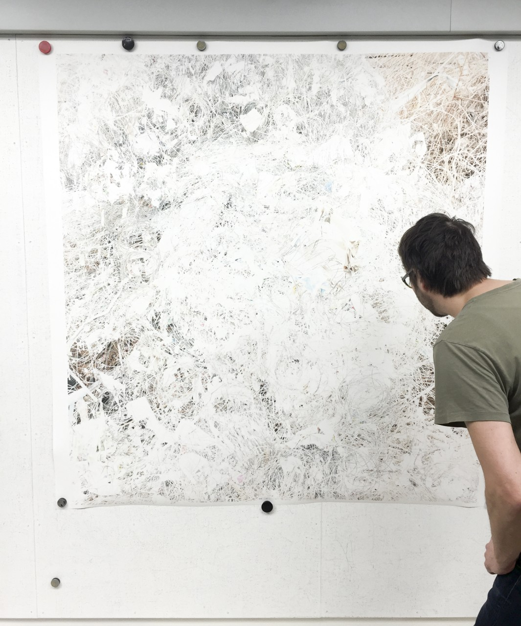 Andreas Gefeller | On location | Checking Photograph