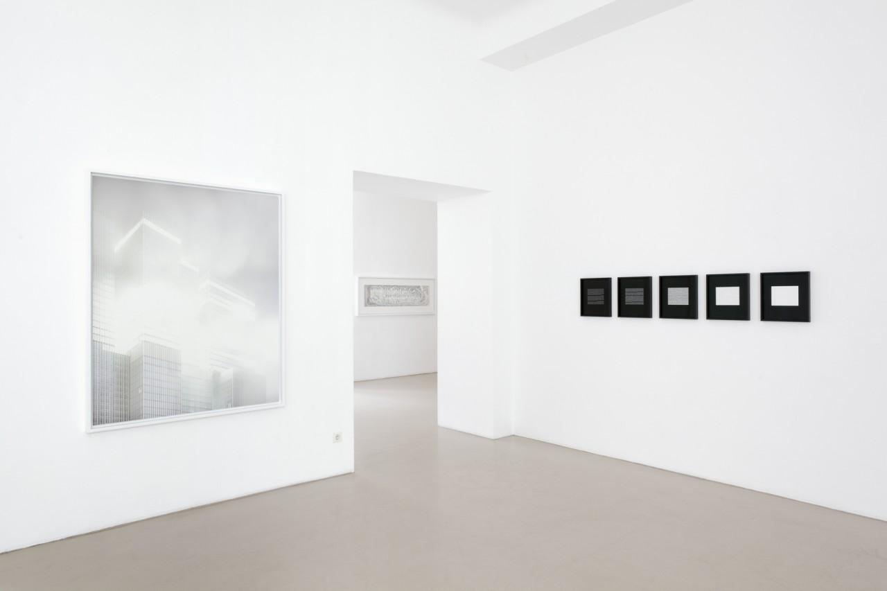 Exhibition View | Blank | Rehbein Galerie Mai 2016