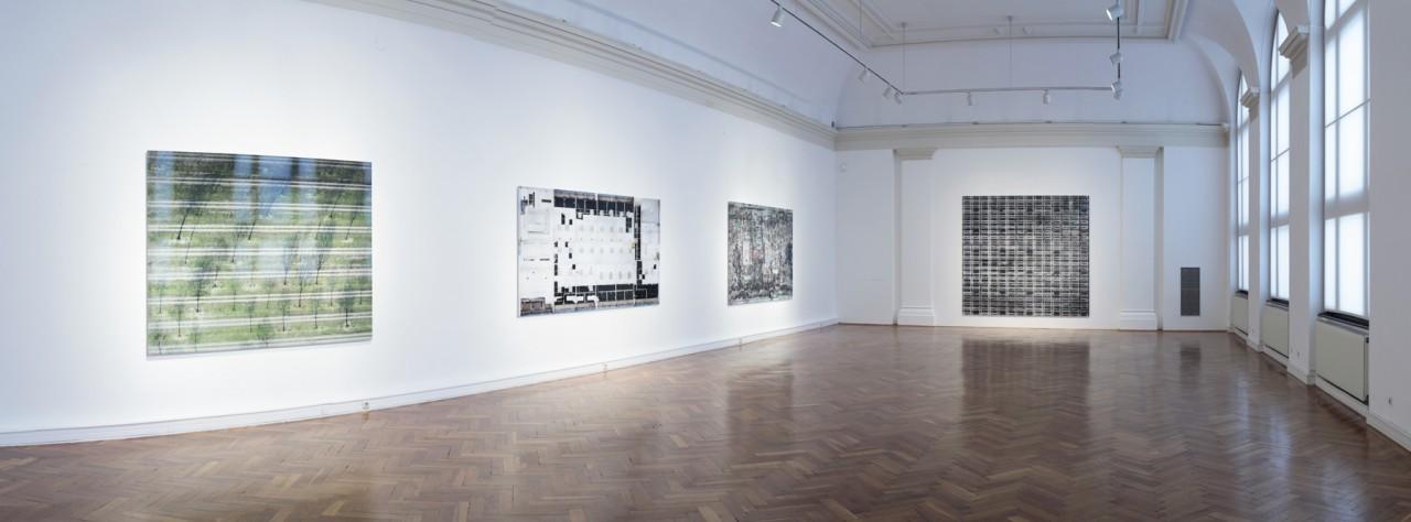 Exhibition View | Supervisions | Landesgalerie Linz 2010