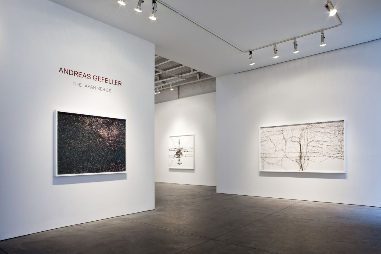 Exhibition View |The Japan Series | Hasted Kraeutler 2011