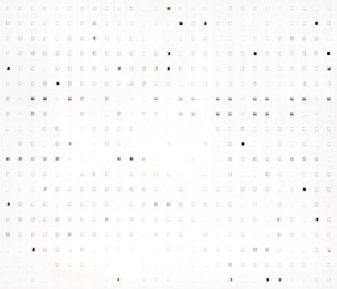Blank - FR 01 | 2010| Pigment inkjet print on fine art paper, framed | 117 x 136 cm