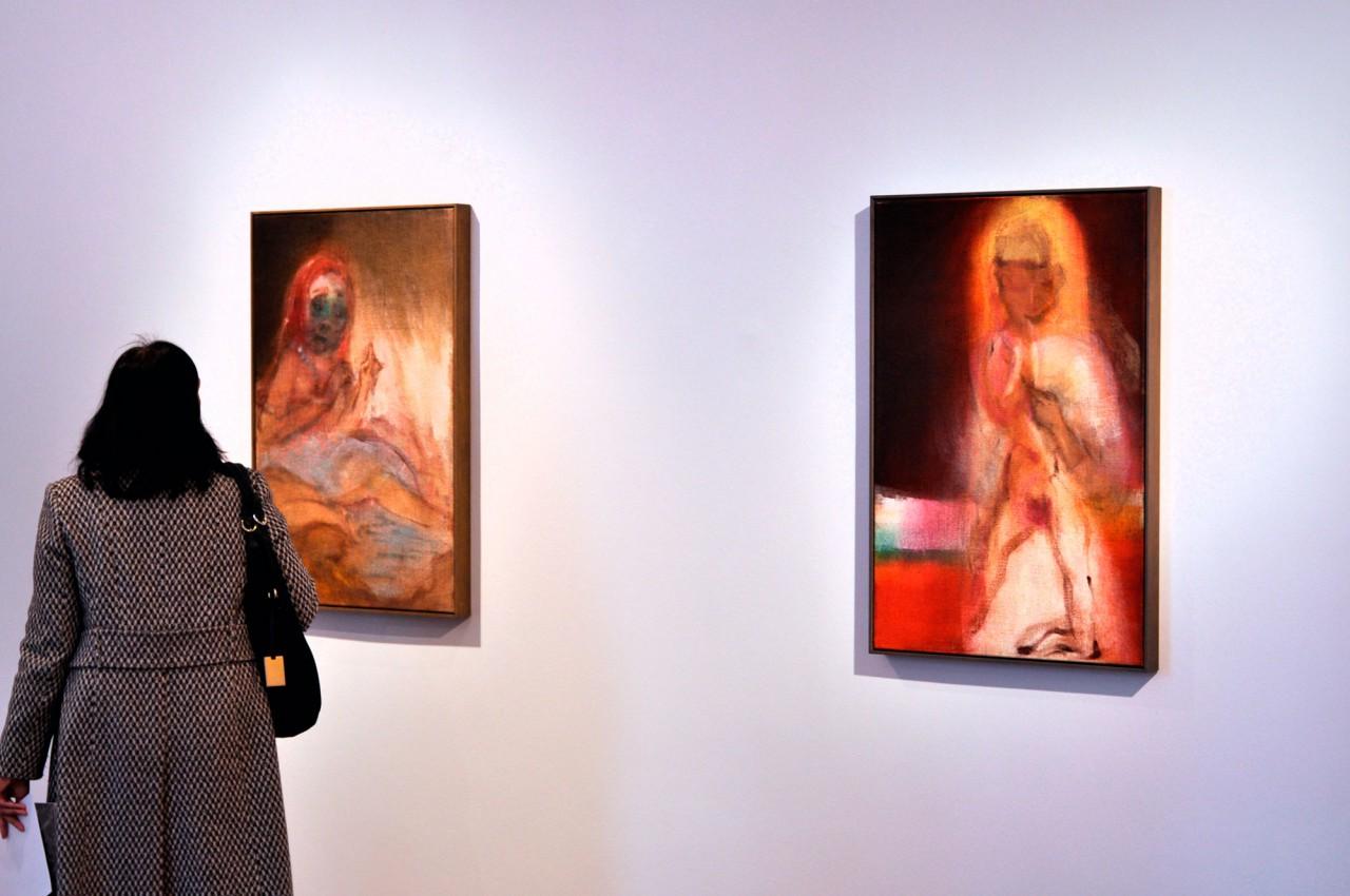 LEIKO IKEMURA @ Galerie Michael Haas