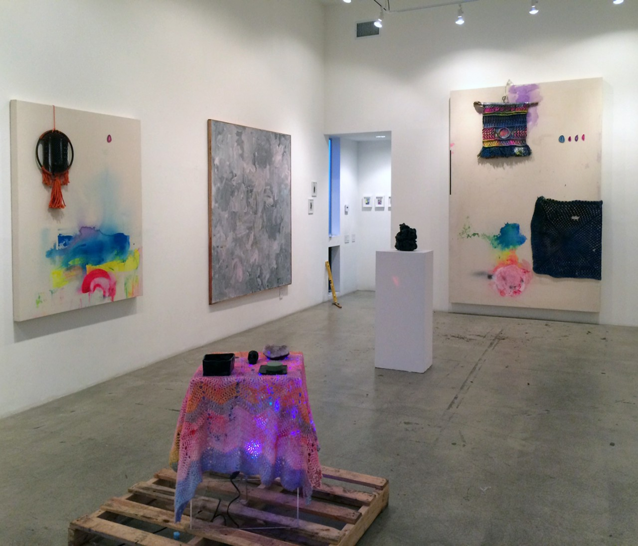 Exhibition view | Tigeraugen | Jaus Gallery | Los Angeles | May-June 2016