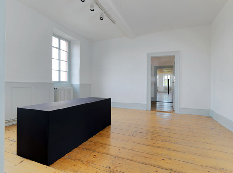 or am I seduced by its ambient mauve, 2015, exhibition view @ Herrenhaus Edenkoben