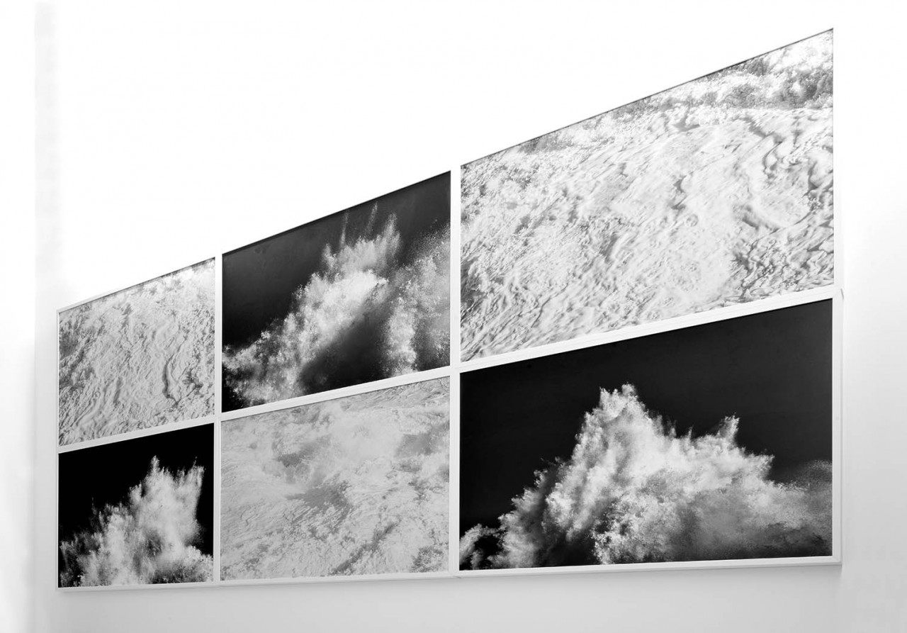 untitled, 2012, 6 archival inkjet prints, 90 x130cm each