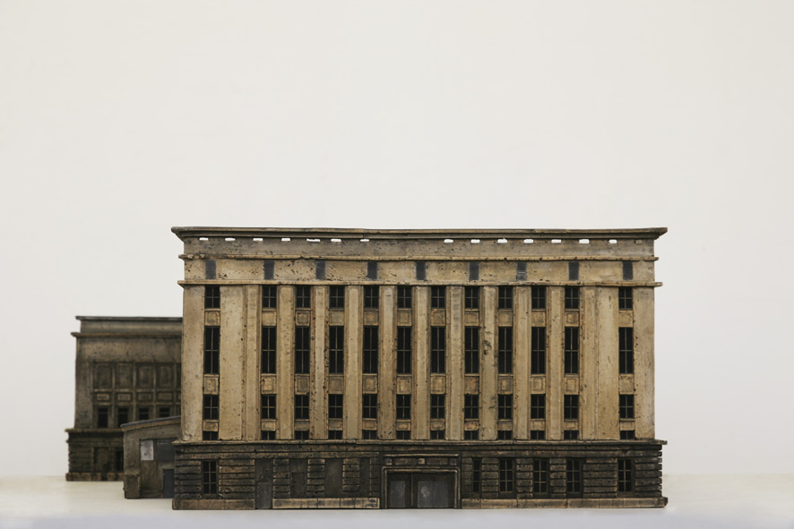 never been to Berghain; detail