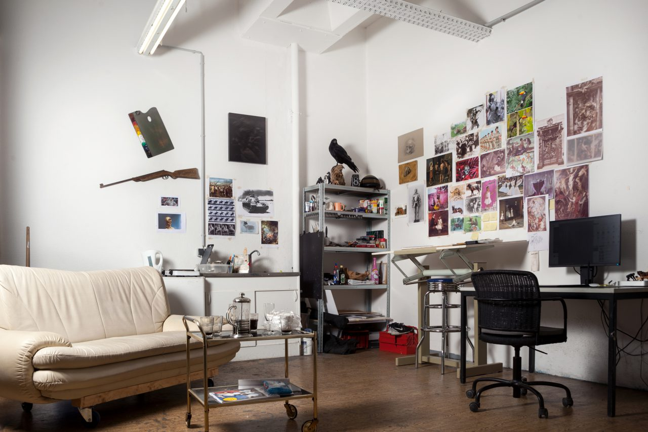 Atelier Sahar Zukerman ©Anna Wasilewski