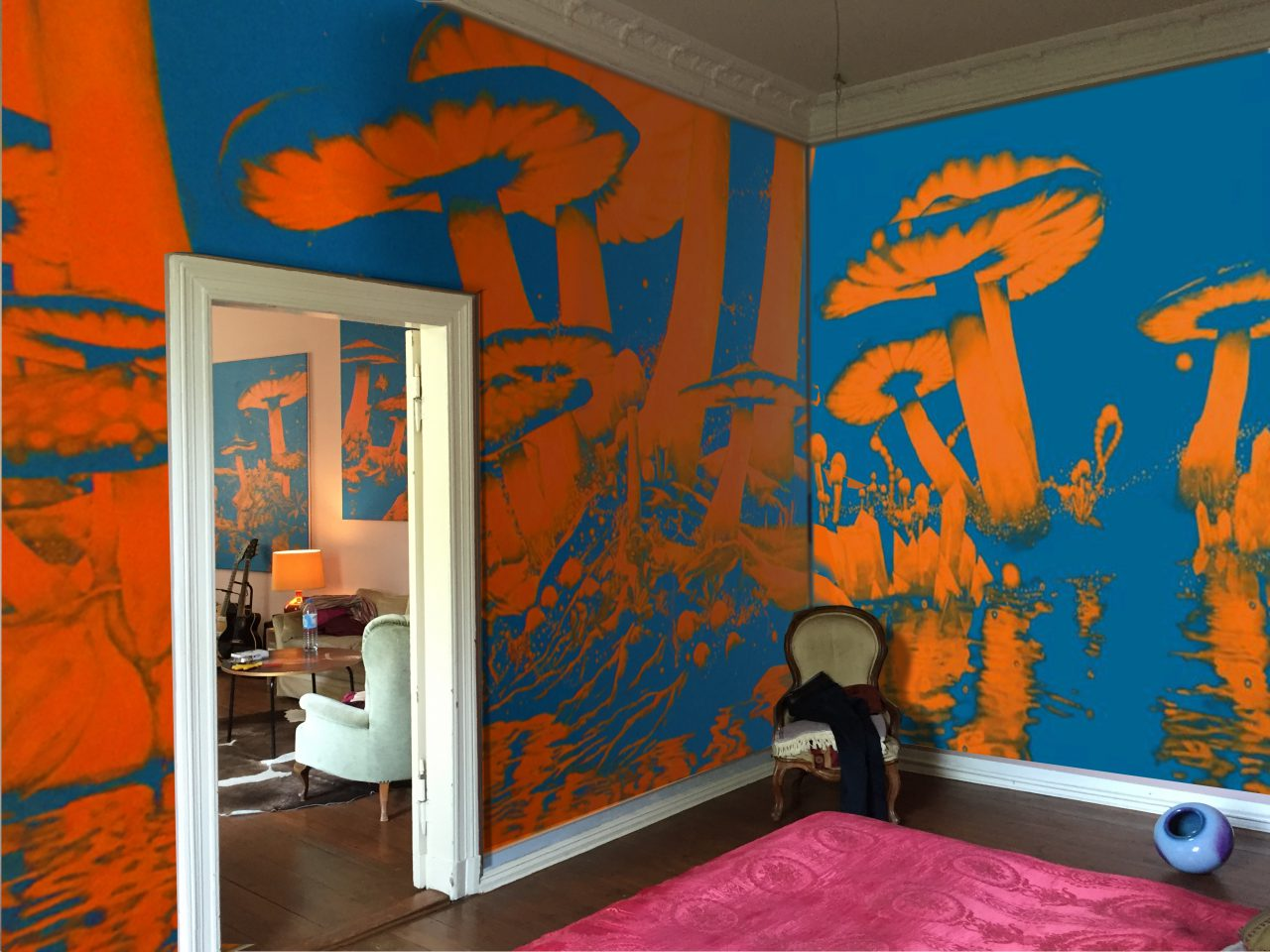 Wallpainting
