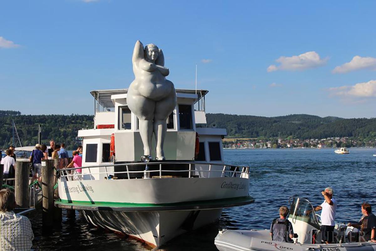 Skulptur Yolanda - Miriam Lenk