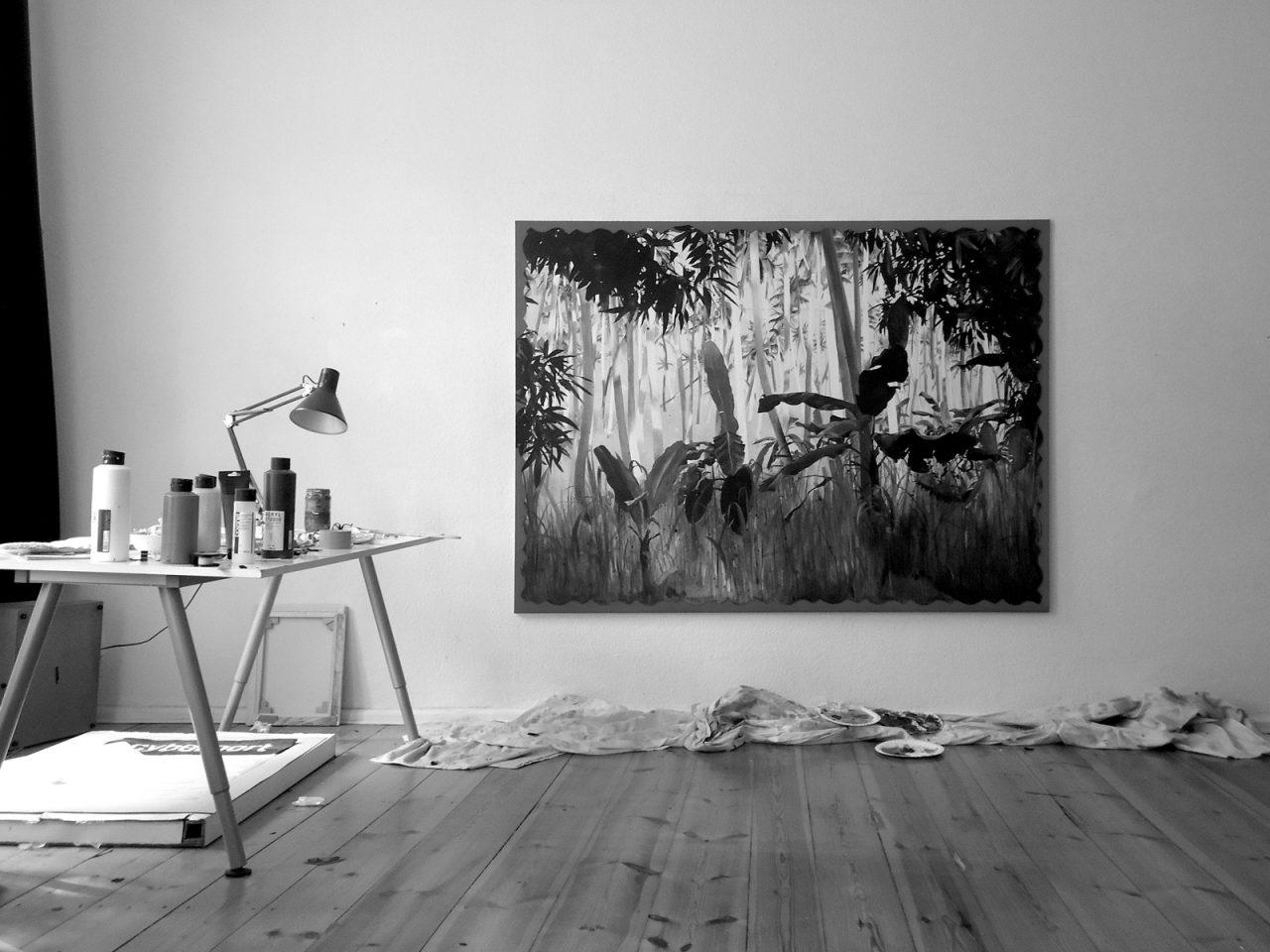 Studio, Berlin