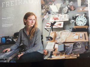 Alicja Kwade in art Magazine Image