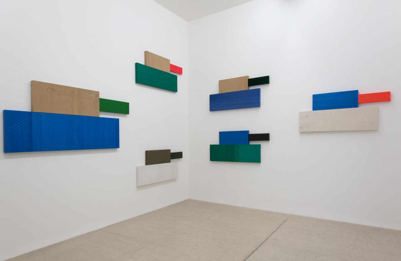Candy Coated, Installation View, Galerie Frank Elbaz, Paris, 2015